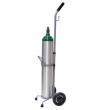 D or E Cylinder cart