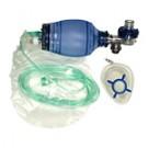MPR Bag, Ped Mask, Std Elbow 10 ft - 2500 cc/ml Bag